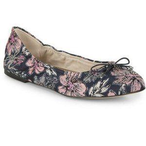 Sam Edelman Felicia Ballet Flat Ballerina Floral F